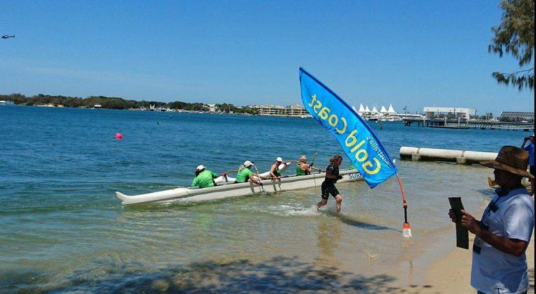 EOI Pan Pacs Masters Games outrigging nov 5th to 7th Gold Coast -