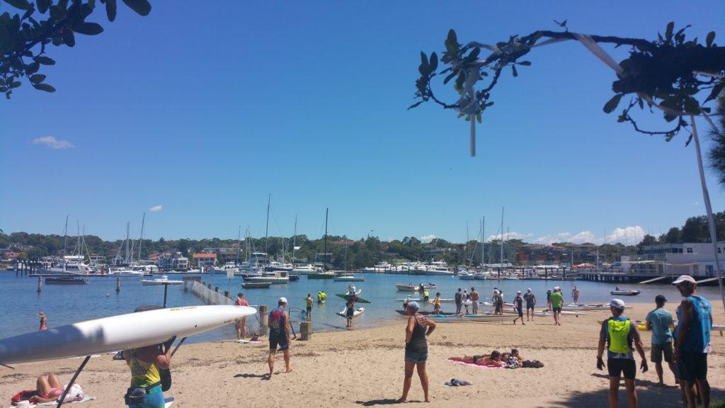 Pacific Dragons regatta -