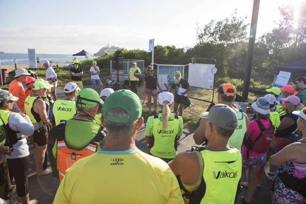 About Newcastle Outrigger Canoe Club