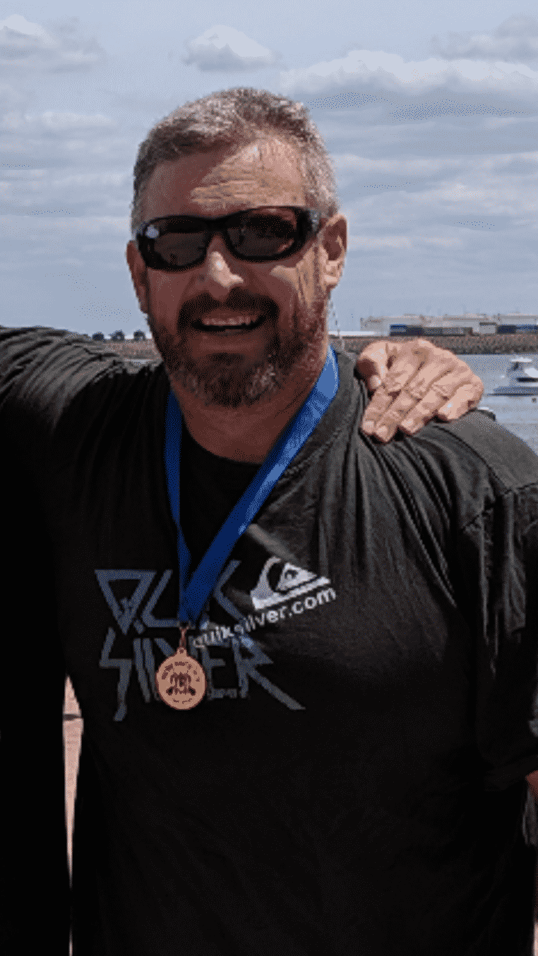 John Cates - Committee Members - Newcastle Outrigger Canoe Club