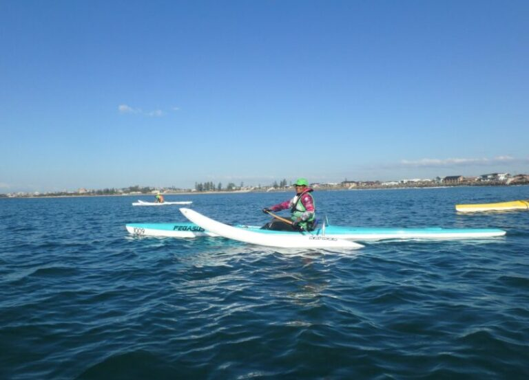 Outrigger Canoeing - Newcastle Outrigger Canoe Club