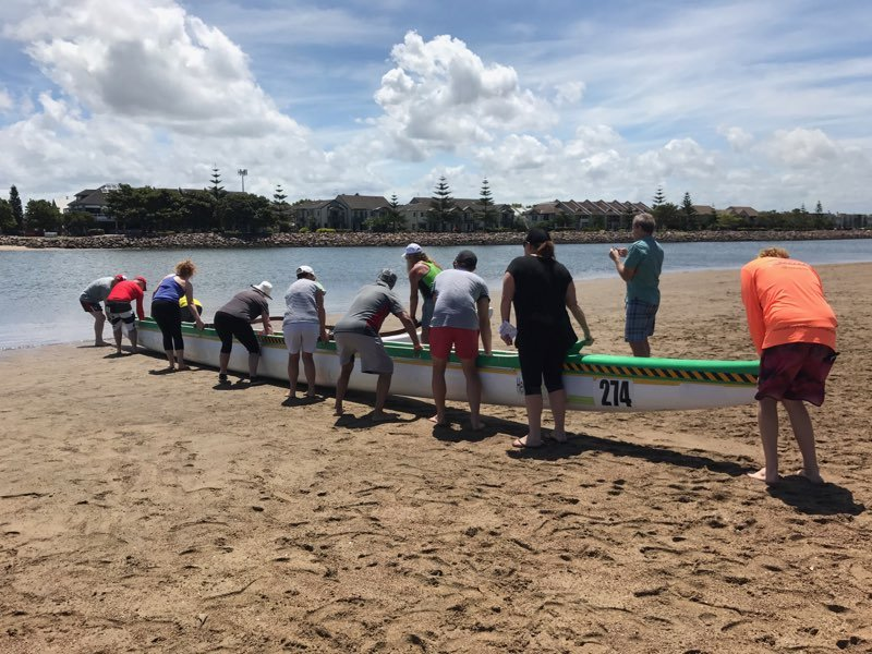 Corporate Days - Newcastle Outrigger Canoe Club