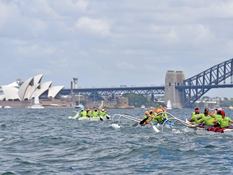 Sydney Harbour Challenge  Saturday 22 February 2020 -